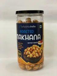 Sixpackabsindia Roasted  Makhana, Packaging Size: 100 Grams