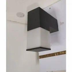 Spanco Semiconductor Warm White 9 Watt Wall Mount LED Light