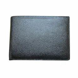 Black Male Leather Wallets