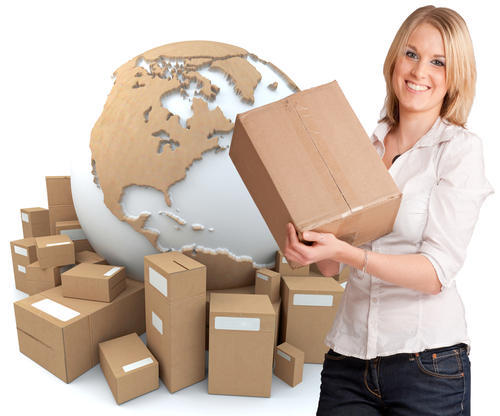 International Shipping And Package Delivery Service in
