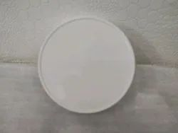 Round White Pet Jar Caps, Size: 120 mm