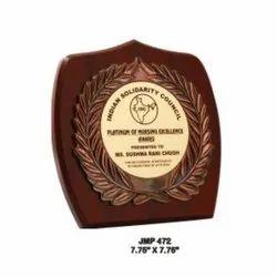 JMP 472 Award Trophy