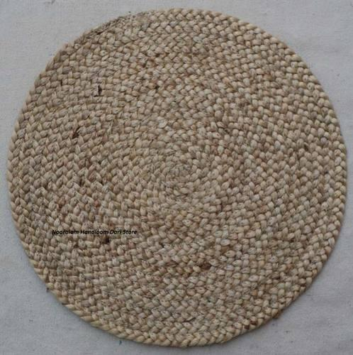 Jute Braided Rugs At Rs 160 Piece