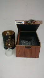 GS-253 Tea Light Candle Holder Gift Set
