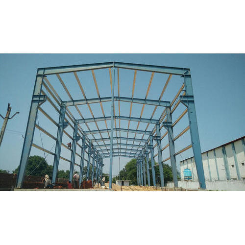 Pre Engineered Metal Building Manufacturers In Chicago Illinois: Factory Steel Structure Manufacturer From Delhi