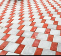 Concrete Interlocking Tile