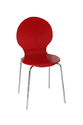 Century Fix Type Chair (Chrome Plated )