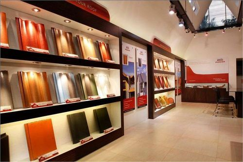 Charmant Tiles Showroom Design Services