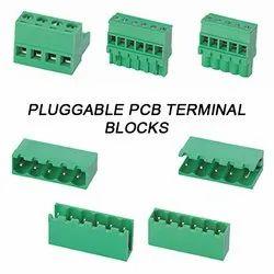 Pluggable Male-Female PCB Terminal Blocks