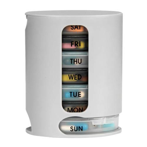 Deodap 7 Days Medicine Pill Drug Storage Box
