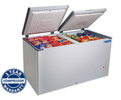 Blue Star Hard Top Chest Freezers, A And Hard Top