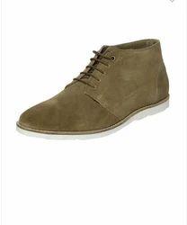 Van Heusen Brown Casual Shoes