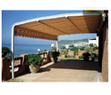Tensile Awning Structure