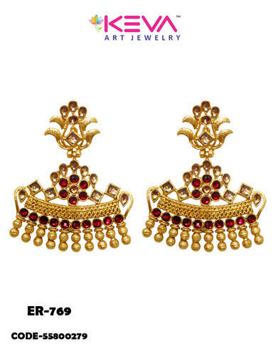 South Indian Earring