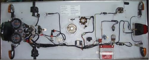 Automobile Laboratory Trainers - Cut Section Model of Power Steering