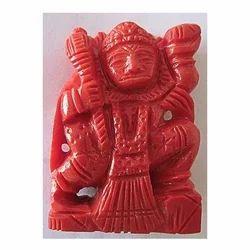 Coral Hanuman