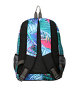 Spring Backpack With Sky Blue Color