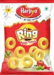 Snacks HARJIYO RING, 12*13 Bag, Capacity / Size of the shipment: As Pr Requirment