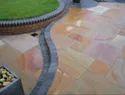 Desert Sandstone Paving Tiles