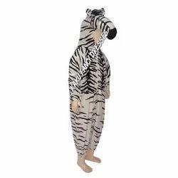 Kids Zebra Costume