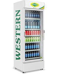 Western Visi Cooler with Canopy SRC 700