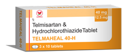 Telmaheal 40H(Telmisartan Hydrochlorthiazide)