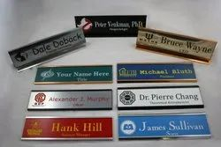 Acrylic Name Plate, For Company