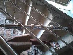 Stainless Steel Railings in Patna, स्टेनलेस स्टील