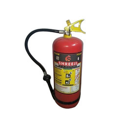 Shreeji Mild Steel AFFF Mechanical Foam Fire Extinguisher, Capacity: 5 Kg