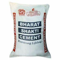 Bharat Shakti Cement, Packaging Type: Sack Bag, Packing Size: 50 kg