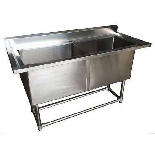 Stainless Steel Wash Sink