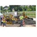 Sensor Concrete Road Paver