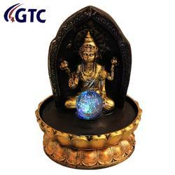Lord Laxmi ji Water Fountain  Home Decorative Home Gifts - (ITN-319).