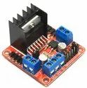 L298 2a Dual Motor Driver Module With Pwm Control