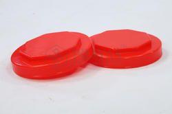 Octagone Plastic Jar Cap
