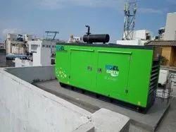 125 KVA HD KOEL Green Diesel Generator, 415V