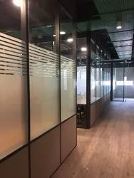 Manufacturer of Aluminium Partition Services