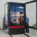 Double Sided LED Screen