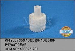 19T 44T Gear KM 250 / 350 /DI2510F / DI 3510 F 4030251201