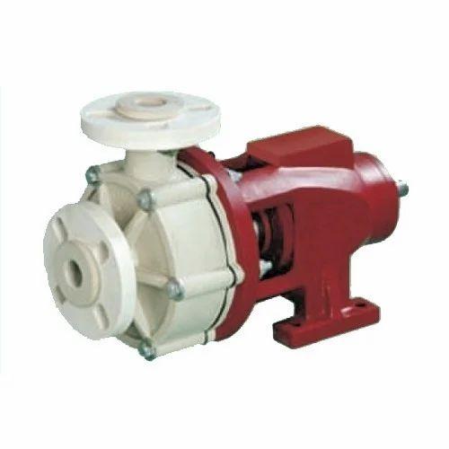Corrosion Resistant Polypropylene Pumps