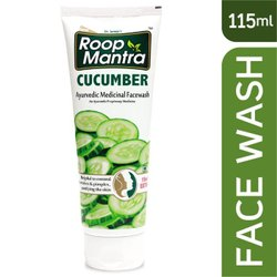 Roop Mantra Cucumber Face Wash, Packaging Size: 115 Ml, Packaging Type: Tube