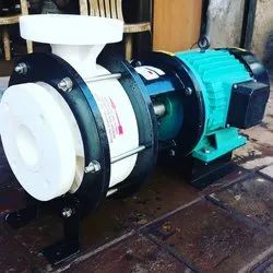 Poly Propylene Mono Block Pump