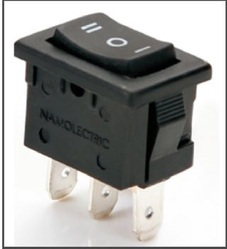 Rocker Switch NRS 200 IL C-OFF