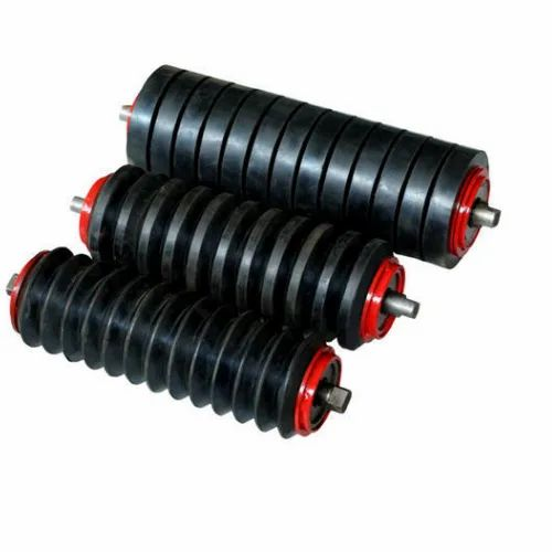 Conveyor Rubber Ring Roller