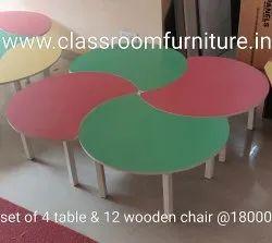 Flower Table Set