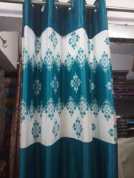 Printed Cotton Curtain