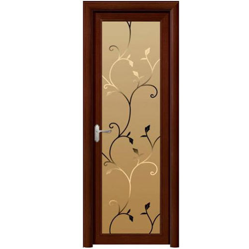Wood Designer Bathroom Door, Rs 2000 /piece Royal Fix | ID ...
