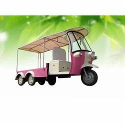 Battery Operated Rickshaw Loader