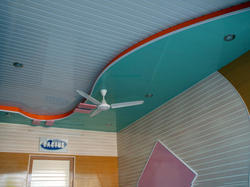 UPVC False Ceiling Services
