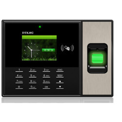 Endroid DTK-402 Biometric Time Attendance System with Software